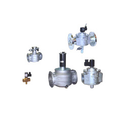 Manual Reset Type Solenoid Valve