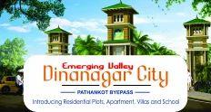 Emerging Valley Dinanagar City