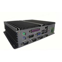 Fanless Embedded PC