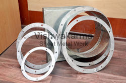 MS Round Ducting Ring