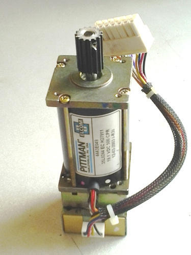 DC Motors with Encoder - US PITTMAN DC Motor with Encoder