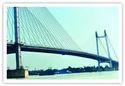 Vidyasagar Bridge Construction