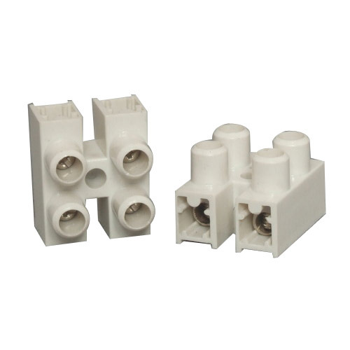 C Type Plastic & Contact Semi Brass O.C Connector