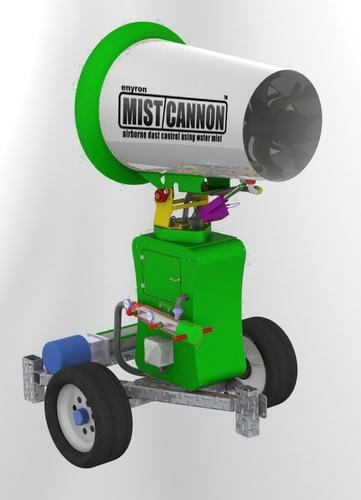 Dust Suppression System Enyron Mist Cannon Dust