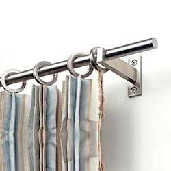 Steel Curtain Rod