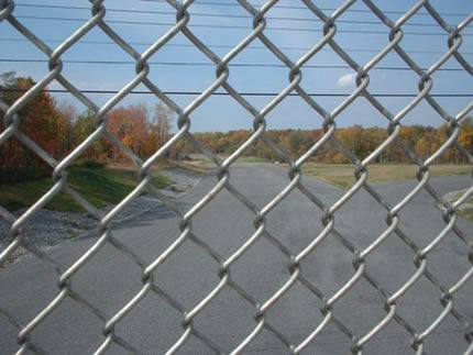 Stainless Steel Chain Link Fence At Rs 10 Square Feet