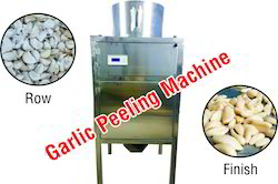 Garlic Skin Remover Machine
