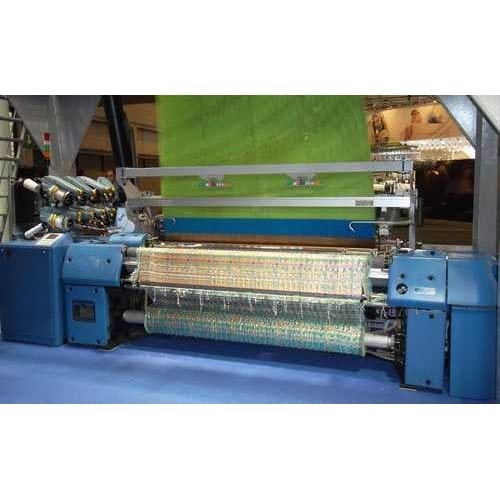 4 To 12 KW Automatic Rapier Loom Machine For Furnishing With
