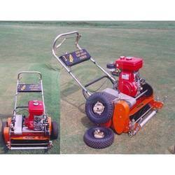 Turf Pitch Lawn Mower
