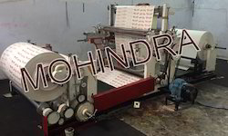 Paper Cup Blanks Printing Machine