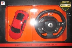 Staring Wheal Shape Radio Remote Control Car