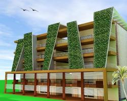 Exellent Building Architecture Design Green Climate Fund U To Ideas