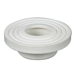 Plastic PPR Flange Socket