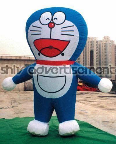 Doraemon Walking Inflatable Advertising
