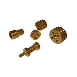 Heavy Duty Brass Pump Parts