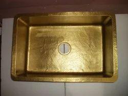 brass kitchen sink - Brass Kitchen Sinks