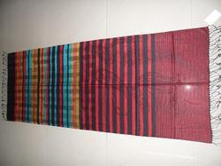 Silk Yarn Dyed Stole