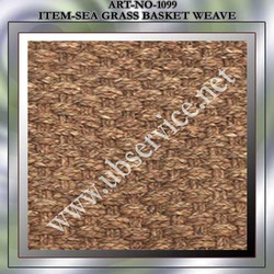 Sea Grass Basket Weave Carpet
