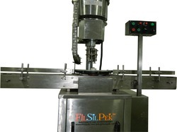 Aluminum Capping Machine