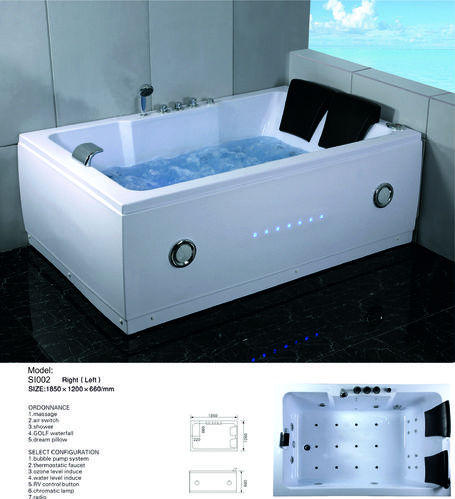 steamers india white jacuzzi massage bath tub | id: 2779459097