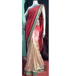 Silk Jacquard Saree