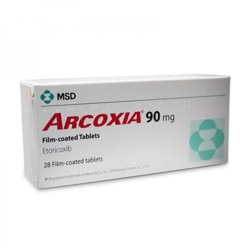 ARCOXIA 90 MG X 14 | Medimfarm