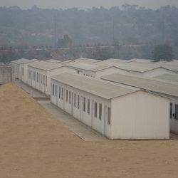 Prefabricated FRP Labour Hut
