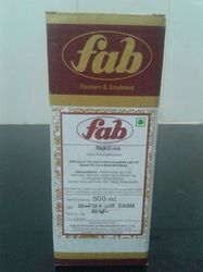 Vanilla Flavours, Pack Size: 500 Ml