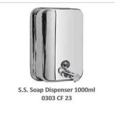 S.S. Soap Dispenser