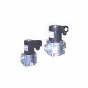 Gas solenoide valve