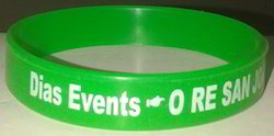 Green Fluorescent Wristband