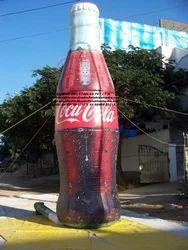 Bottle Shape Inflatables