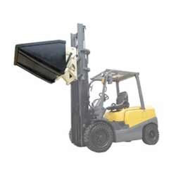 Forklift Tilt Bucket Equipment