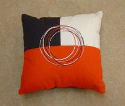 Multi Colored Cushion Cover