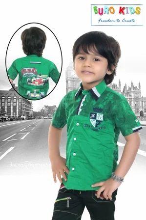 b411f7d32 Kids Casual Shirts at Rs 400 /onwards | Atlantic Plaza | Mumbai | ID ...