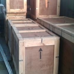 Plywood Boxes, Usage : Industrial Packaging