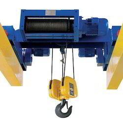 Industrial Travel Crane