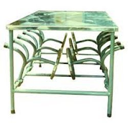 Stainless Steel Table Chair