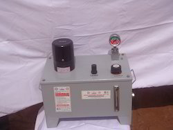 Single Phase 20 LIT Automatic Lubrication Pump