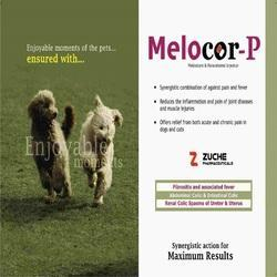 Veterinary Paracetamol Meloxicam Injection