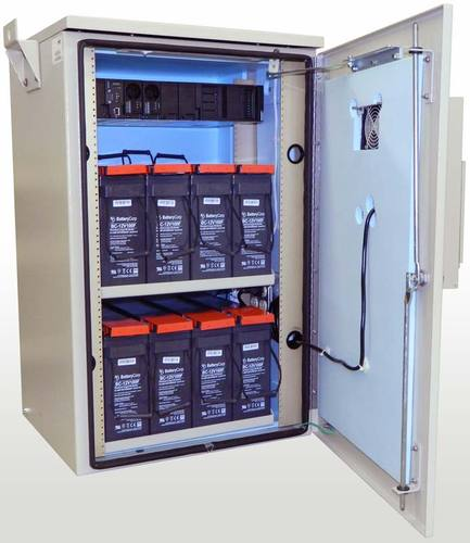 Battery Cabinets At Rs 23000 Piece Electronic Cabinets