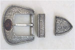 Country Style Belt Buckle Set