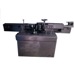 Ss Gum Labeling Machine, For Industrial