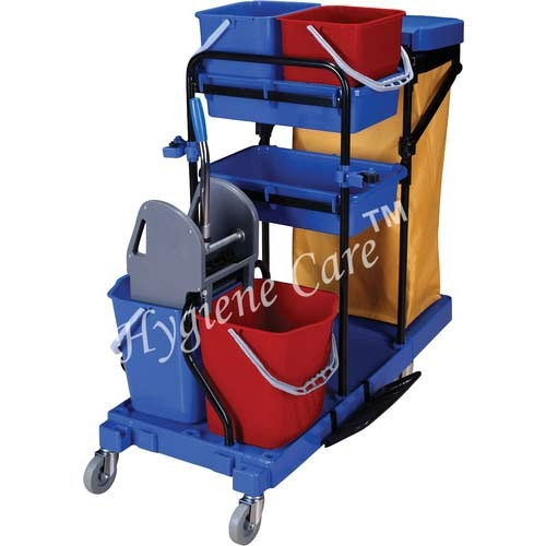Industrial Cleaning Trolley