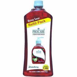 Strawberry Liquid Hand Wash Refill