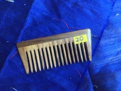 20 Natural Wooden Comb