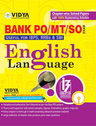 Bank PO/MT/SO Exam English Language Guide