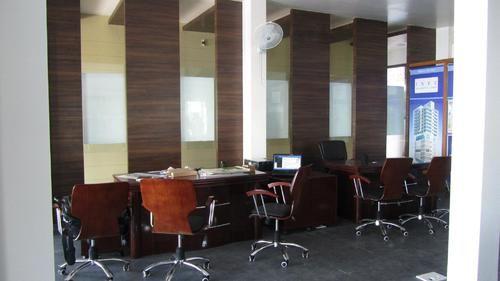 Builder Office Interior Design, Commercial Office Interior Designing ...