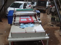 Paper Foil To Sheet Cutting Machine