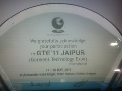 Garment Technology Expo 2011 (International)